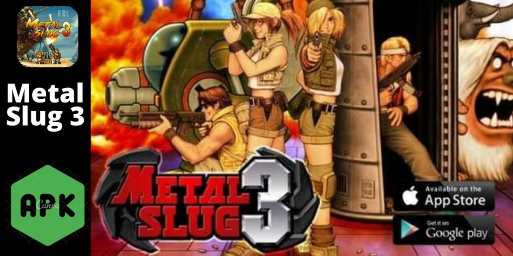 Metal Slug 3 APK download